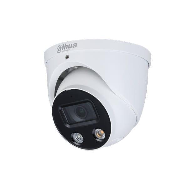 Dahua HDW3849HP-AS-PV 8MP Full-color WizSense Active Deterrence TiOC Eyeball 2.8mm Lens